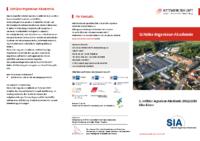 Infoflyer 6. SIA Elbe-Elster 2018/19