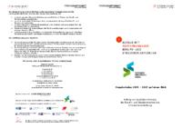 Überblick ausgezeichneter Schulen mit dem Berufswahl-SIEGEL in Brandenburg