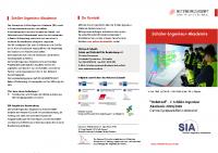 Flyer Schüler-Ingenieur-Akademie Robotool 2019/2020