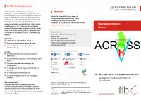 Flyer BOT Oberhavel 2019/2020