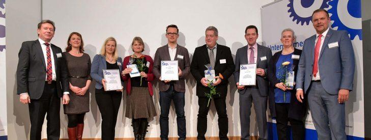 Unternehmen mit ausgezeichneter Berufs- und Studienorientierung in Potsdam gewürdigt